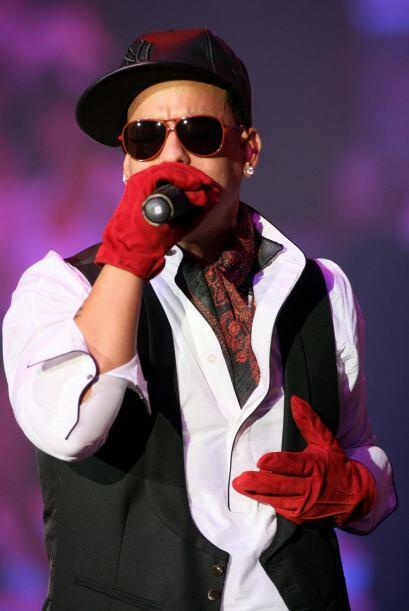 Daddy Yankee está nominado como Mi Artista Urbano.