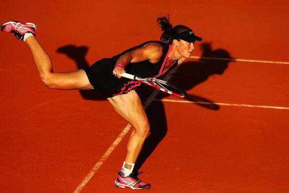 La australiana Samantha Stosur, finalista en 2010, venció a la estadouni...