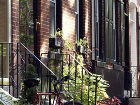 Calle de Philadelphia  En la intrincada geografía del centro de Philadel...
