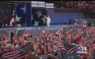 La Convención Demócrata llega a su fin con un resultado histórico