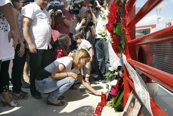 En el año 2010 en Castelldefels perdieron la vida 12 personas al ser arr...