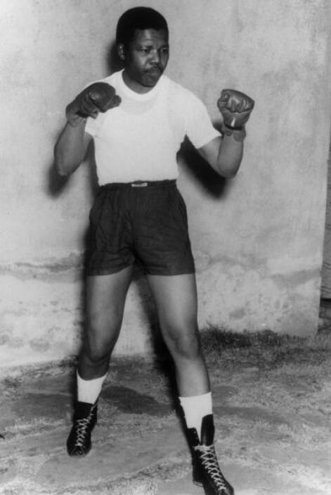 18 de julio de 1918: Rohilahla Mandela nace en la localidad de Mvezo (su...