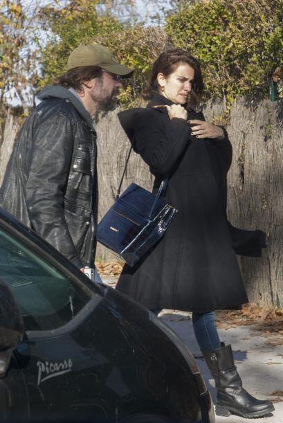 No sería nada extraño que la actriz estuviera nuevamente embarazada, ell...