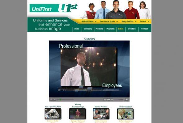 UNIFIRST- La compañía de uniformes busca gente que se dedi...
