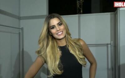 Ariadna Gutiérrez regresa a las pasarelas colombianas