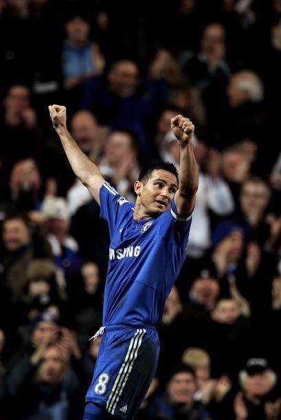 El Chelsea sigue liderando la clasificación en Inglaterra.