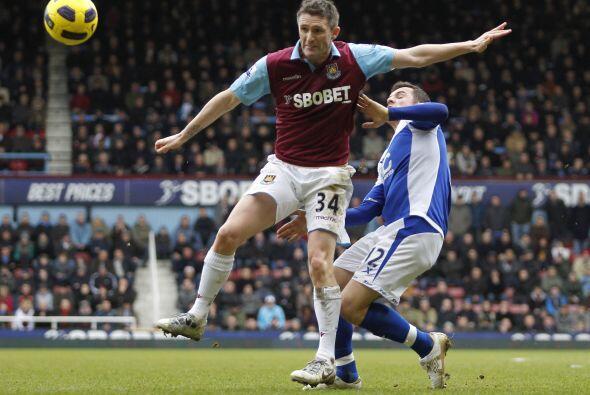 Robbie Keane era la mejor opción al frente de los 'Hammers', pero se fue...