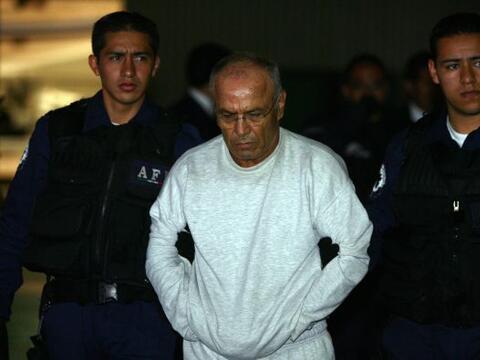 El empresario libanés naturalizado mexicano, Jean Succar Kuri, fu...