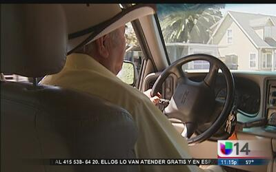 Abuelos al volante
