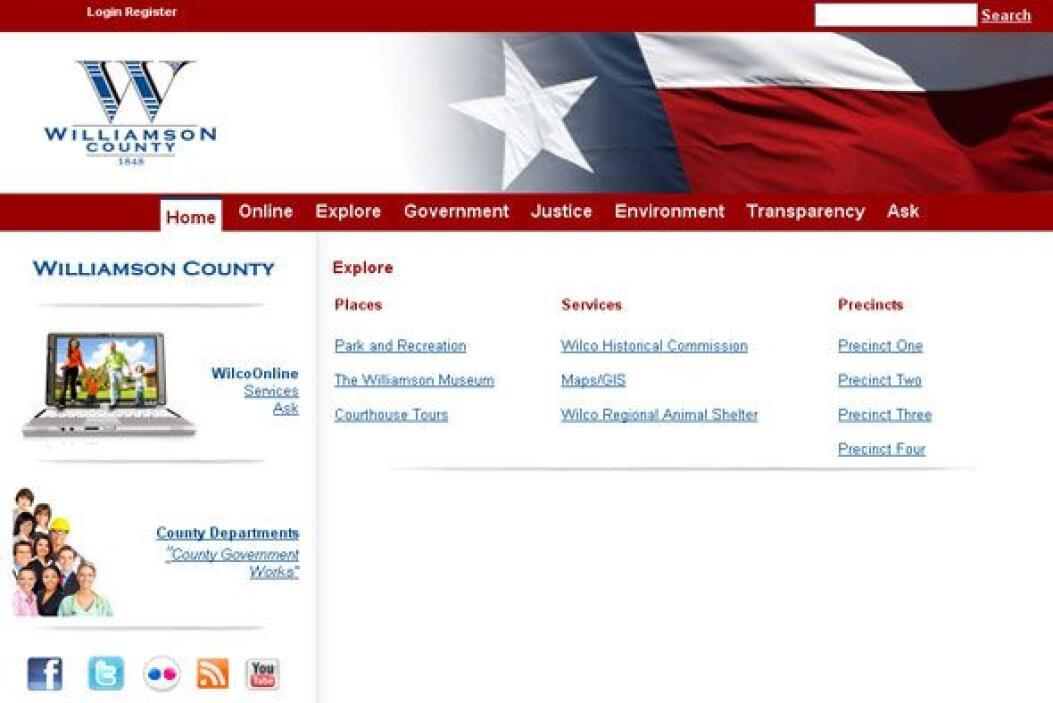 De 2000 a 2010 el condado de Williamson, especialmente las localidades d...