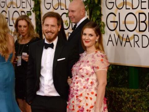 Lo peor de la elección de Drew Barrymore fue escoger un vestido c...