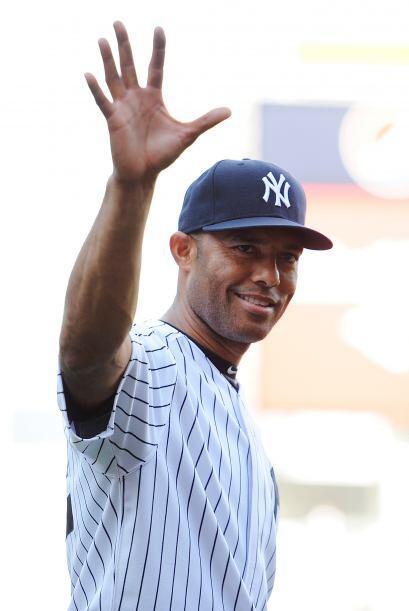 RP. Mariano Rivera. Yankees de Nueva York. El panameño logr&oacut...