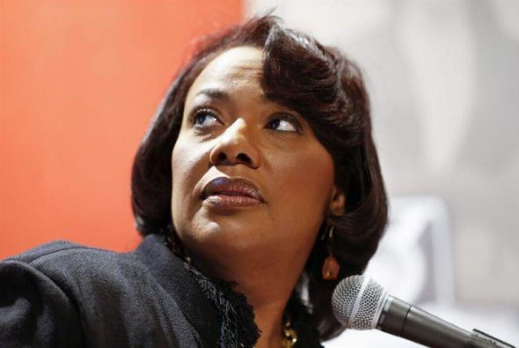 Bernice King, hija del líder de los derechos civiles asesinado Martin Lu...
