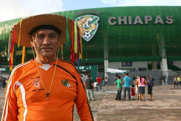 Hasta la selva chiapaneca se mantienen las tradiciones locales en cada p...