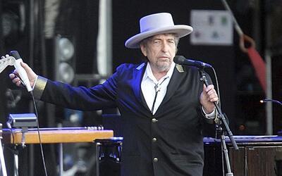 Bob Dylan, cantante estadounidense