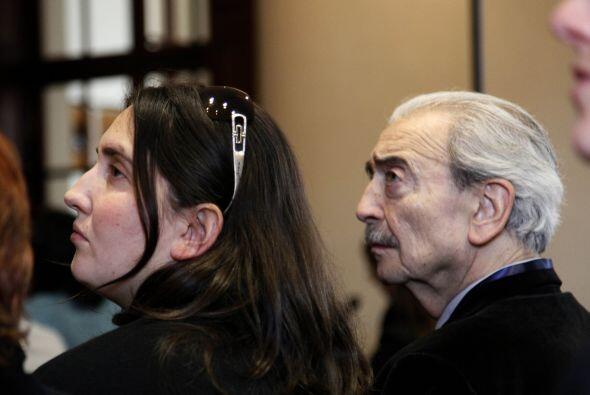 Juan Gelman, abuelo de Macarena  se mostró optimista de que la Corte emi...