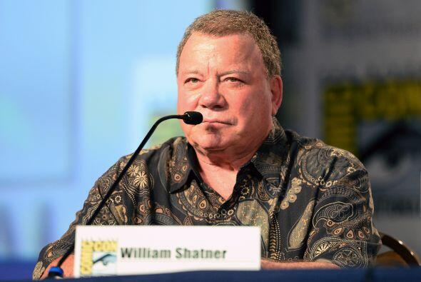Una piedra del riñón del William Shatner, que interpretó a James Kirk en...