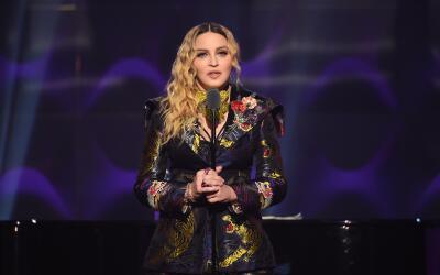 Madonna agradeció a quienes le han hecho la vida difícil,...