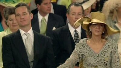 La Infanta Cristina de España está acusada de fraude fiscal