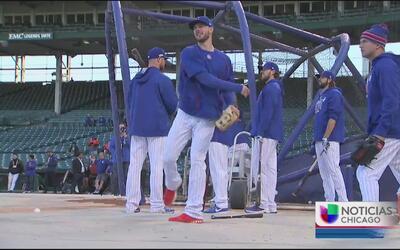 Los Cubs van por su primera serie mundial en 70 años