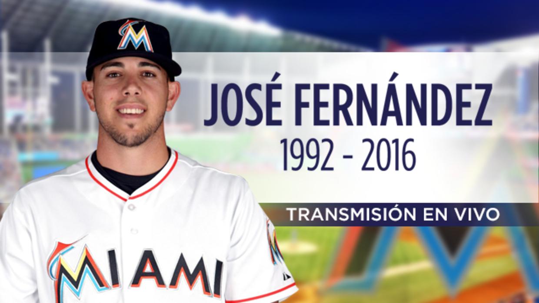 Transmisión en vivo José Fernández