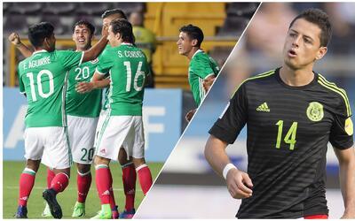En México Sub-20 hay 14 jugadores que ya tienen más experiencia que 'Chi...