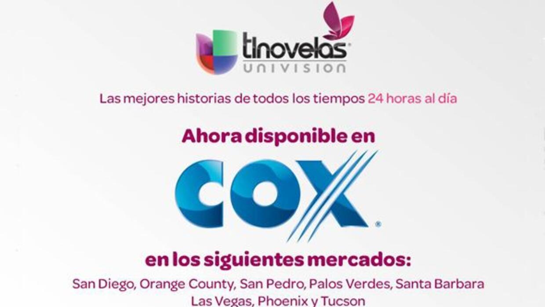 Ahora podrás disfrutar de tus telenovelas clásicas en CoxAdvanced TV.