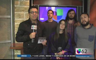 """The Chamanas"", de visita en Austin para SXSW"