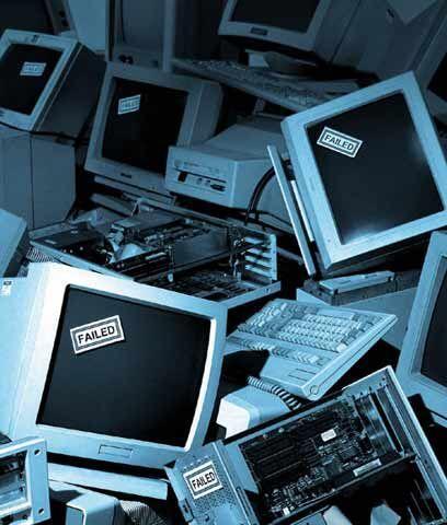 8. Reduce la basura electrónicaLas Naciones Unidas han advertido que la...