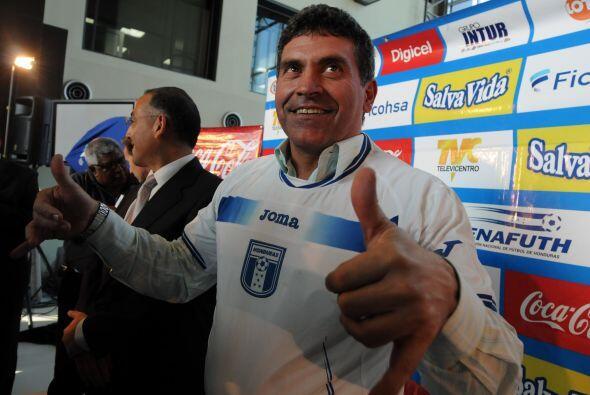 El colombiano Luis Fernando Suárez fue el elegido y debutará en Copa Oro...