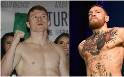 Saúl Álvarez vs. Conor McGregor