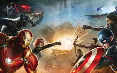 Primer avance de 'Captain America: Civil War'