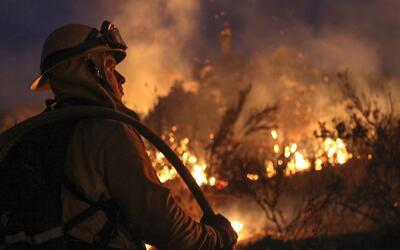 Así se preparan los bomberos para responder ante las emergencias de esta...