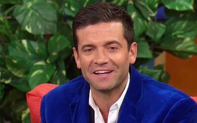 Aaron, el marido de Satcha Pretto y futuro papá, es un Paparín