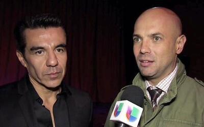 Adrián Uribe vuelve a Bailando por un Sueño, pero a conducir
