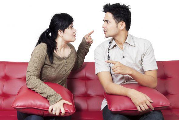 """Se vuelven la """"víctima"""" de la situación y observan a su interlocutor par..."""