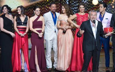 La noche de Premios TVyNovelas fue una verdadera lluvia de estrellas