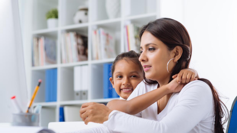 ¿Cómo mantener la productividad sin descuidar a tus hijos?