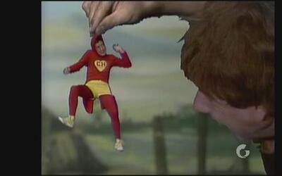 El Chapulín no le tiene miedo a los gigantes