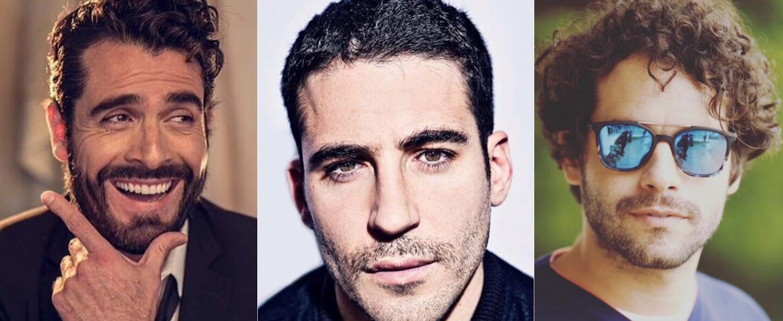 Rafael Novoa, Miguel Ángel Silvestre y Guilherme Winter nos roban suspir...