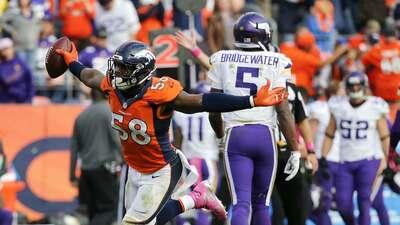 Highlights Temporada 2015 S4: Denver Broncos 23-20 Minnesota Vikings