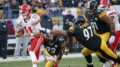 Highlights Semana 16: Kansas City Chiefs vs. Pittsburgh Steelers