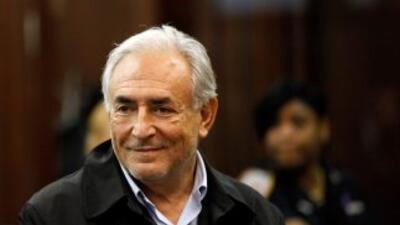Dominique Strauss-Kahn podría beneficiarse de una convención entre ambos...