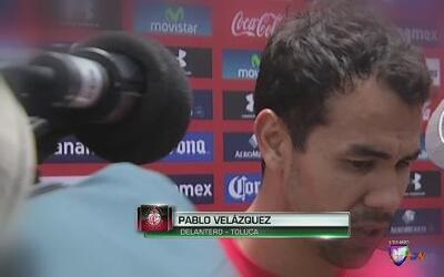"Pablo Velázquez: ""Lo importante es que mis compañeros confíen en mí"""