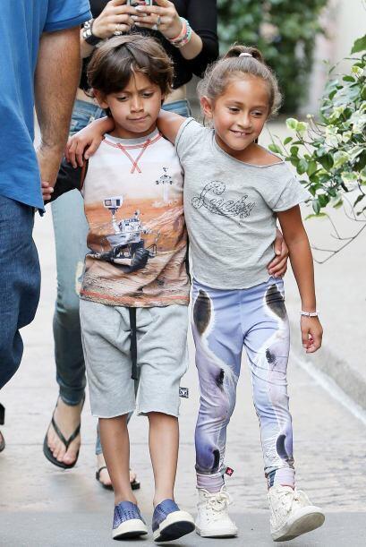 ¿Reconoces a estos nenes?