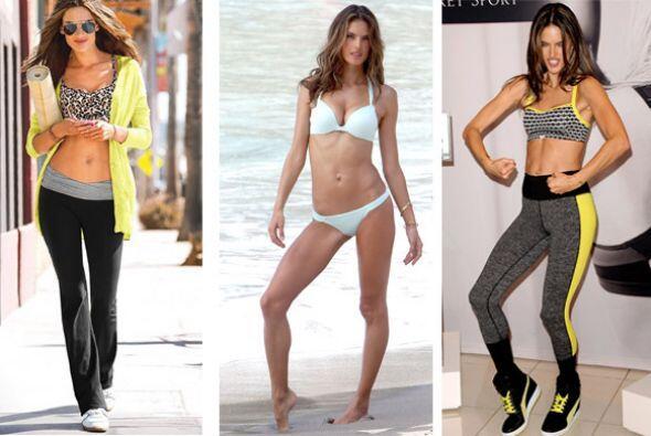 ¡Te revelamos los secretos de belleza que usa Alessandra Ambrosio para e...