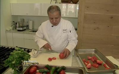 Una salsa mexicana hizo famoso a un restaurante de NY