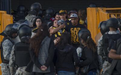 Violencia en el fútbol uruguayo