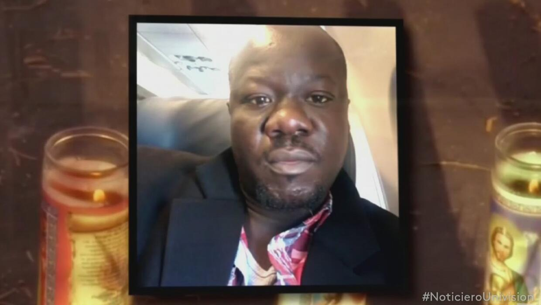 Dos veces se salvó de la deportación el hombre negro muerto a tiros por...