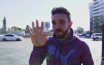 Edgar Martínez pagó la apuesta del UD Fantasy: una tostada de chiles muy...